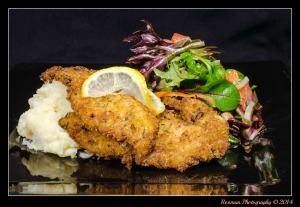 Endulge in this scrumptious Chicken Schnitzle