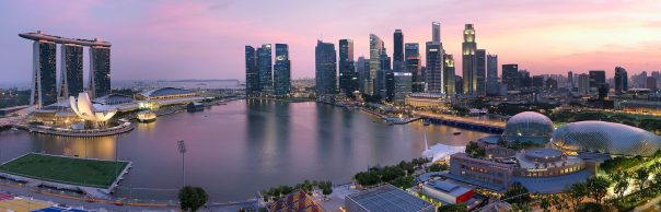 Overview of the beautiful Singapore Luxury Hotel, Mandarin Oriental!