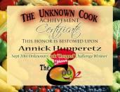 Annick Certificate
